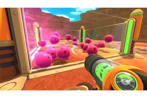 Whimsical Slime Rancher is now bigger, better, and slimier ...