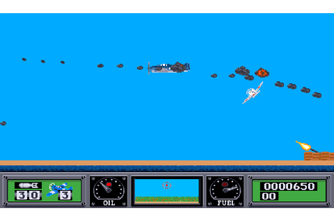 Wings Of Fury : The Company - Classic Amiga Games