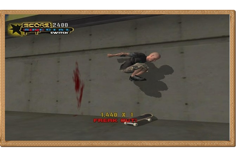 Tony Hawk's Underground 2 Free Download Game For PC