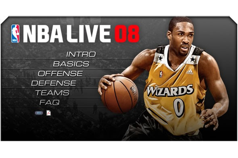 NBA Live 2008 Download Full Pc Game Free | TheNbaZone.com