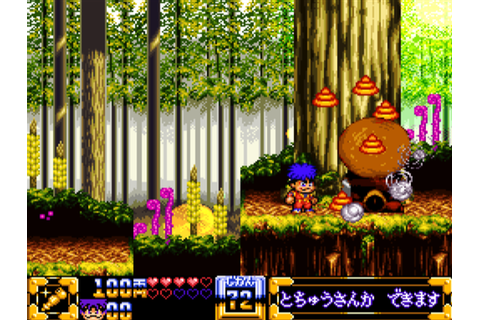 Let's talk about the Ganbare Goemon/Mystical Ninja series ...