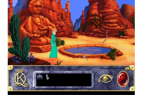 King's Quest VII: The Princeless Bride (DOS) Game Download