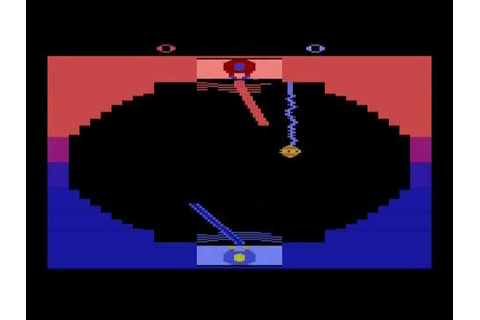 Star Wars : Jedi Arena sur Atari 2600 - YouTube