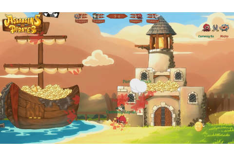 Download Assassins vs Pirates Full PC Game