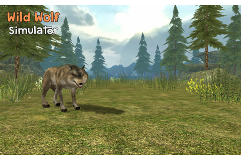 Wild Wolf Simulator 3D - Android Apps on Google Play