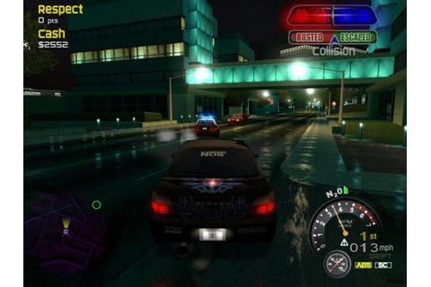 Download Street Racing Syndicate Full PC Game