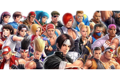 Mobile title The King of Fighters All Star will go global ...