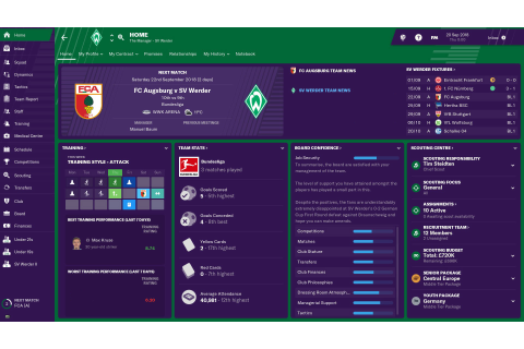 Football Manager 2019 Free Game Download Full - Free PC ...
