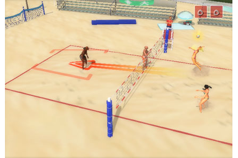 Summer Heat Beach VolleyBall - The Next Level PS2 Game Review