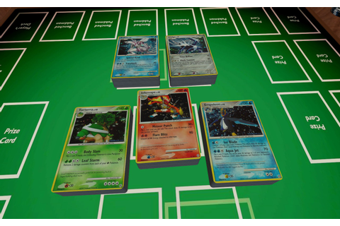 Pokemon Trading Card Game at Tabletop Simulator Nexus ...