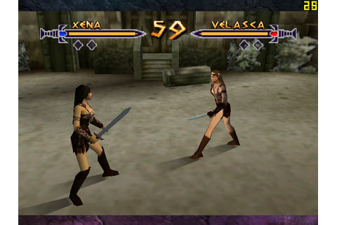 Xena: Warrior Princess - The Talisman of Fate Download ...