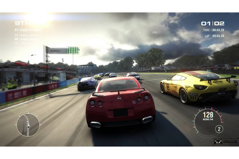 GRID 2 Gameplay [ PC HD ] - YouTube