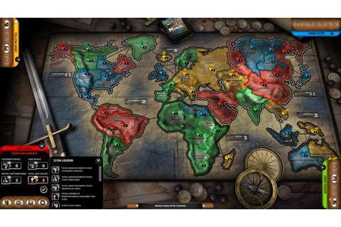 Download RISK - The Game of Global Domination Full PC Game