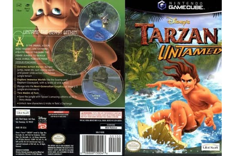 Tarzan Untamed [10] GameCube Longplay - YouTube
