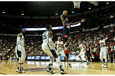 US men's basketball team struggling in Olympics despite ...