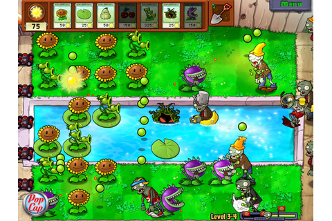 Plants Vs Zombies Full Version Game PC Free Download ...