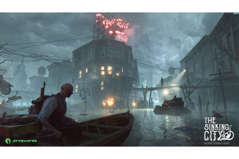 H.P. Lovecraft Inspired Open World Game The Sinking City ...
