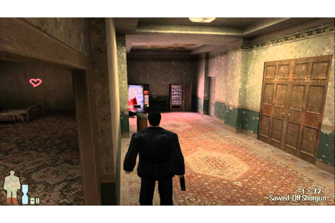 Max Payne PC Gameplay HD - YouTube