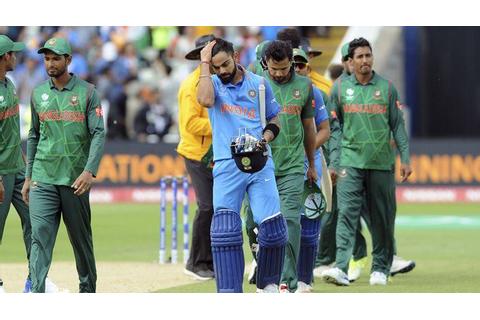 India vs Pakistan Final, ICC Champions Trophy 2017: India ...