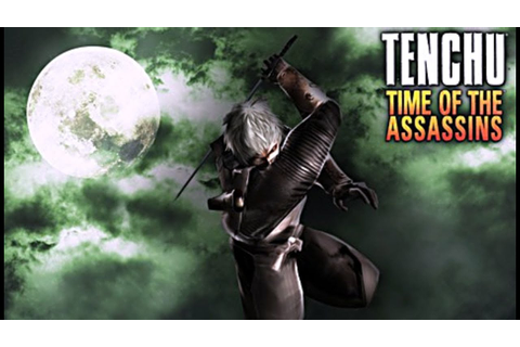 Tenchu: Time of the Assassins - All Stealth Kills - YouTube