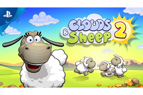 Clouds & Sheep 2 - Game Trailer | PS4 - YouTube