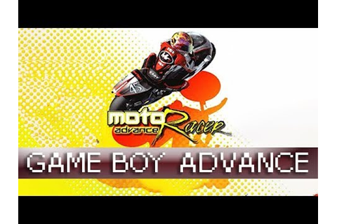 Moto Racer Advance - Game Boy Advance - YouTube