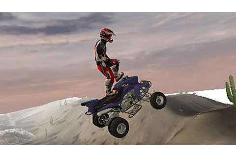 ATV Offroad Fury® : Blazin' Trails Game | PSP - PlayStation