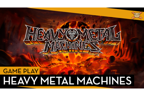 Heavy Metal Machines - Game Play - Silent Lets Play - YouTube