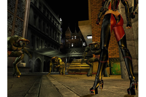 BloodRayne 2 PC Review | GameWatcher