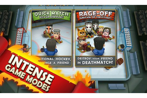 Ice Rage: Hockey Free APK Free Sports Android Game ...