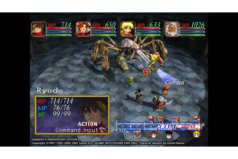 Grandia® II Anniversary Edition on Steam