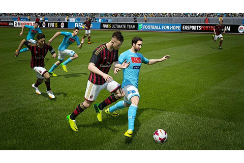 Download FIFA 15 PC Game | Fully Games Download