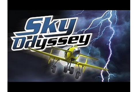 Classic PS2 Game Sky Odyssey on PS3 in HD 1080p - YouTube