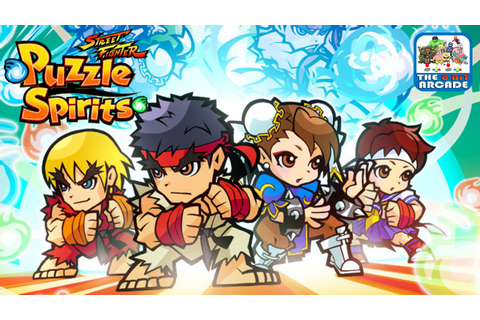 Street Fighter: Puzzle Spirits - A Fun Spirits Collecting ...
