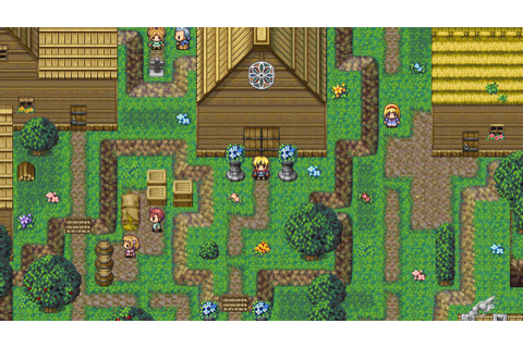 RPG Maker DS Resource Pack is in the Bundle Stars Store ...