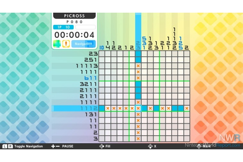 Picross S Review - Review - Nintendo World Report