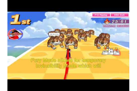 Tales Runner:Free Racing Game - Beginner's Mission Mode ...