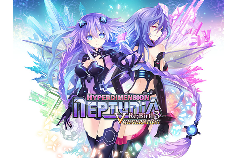 Hyperdimension Neptunia Re;birth3 V Generation Save Game ...