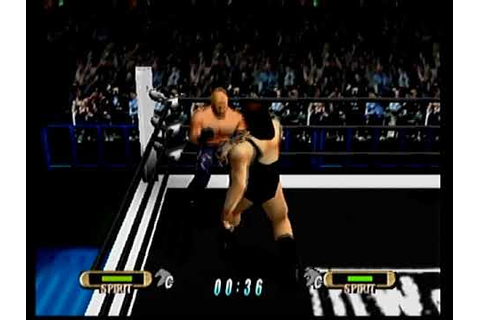 WCW vs NWO World Tour - Best In Game Tournament (Round 2 ...