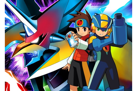 Battle Network 6 releasing on European eShop – The Rockman ...
