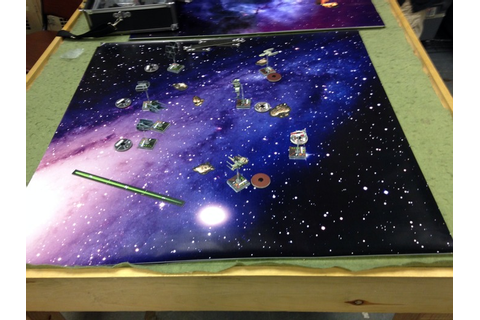 DS'tone Art - Space Game Mats by Duane Bruun & Tim Stone ...
