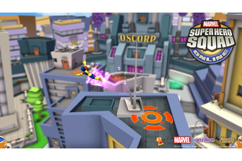 MMO: Marvel Super Hero Squad Online | Game Blog