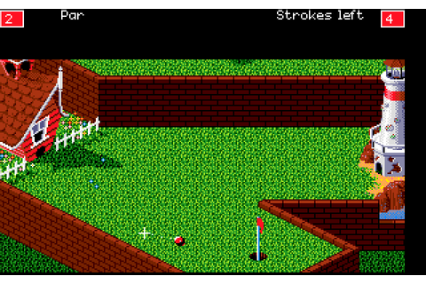 Zany Golf (Commodore Amiga) | Classic games, Commodore ...