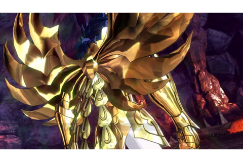 Saint Seiya: Soldiers' Soul Saga Episode 1 Fr - YouTube