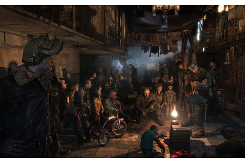 All Gaming: Download METRO 2033 (pc Game) free