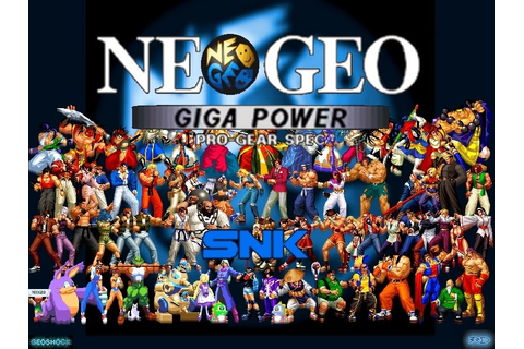 Download Neo Geo Games Collection Free With Emulator ...