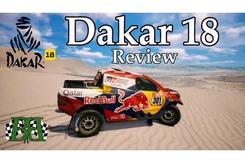 Dakar 18 Rally Review | Is this the rally raid game you ...