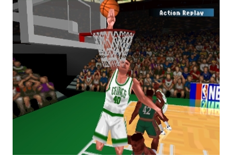 NBA FASTBREAK '98 - (NTSC-U)