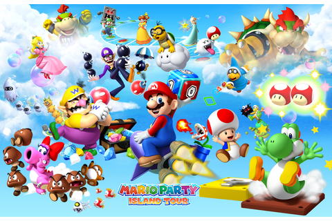 An Hour And A Half Of Gameplay Footage From Mario Party ...