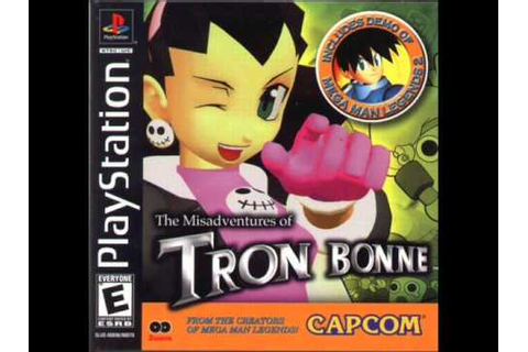 The Misadventures of Tron Bonne OST Track 7 - Glyde of the ...